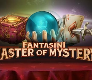 Fantasini Master of Mystery – Linked reels and 243 ways to win