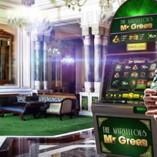 The Marvelous Mr. Green – 20 line slot with random multiplier