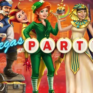 Vegas Party – 243 ways to win with linked reels